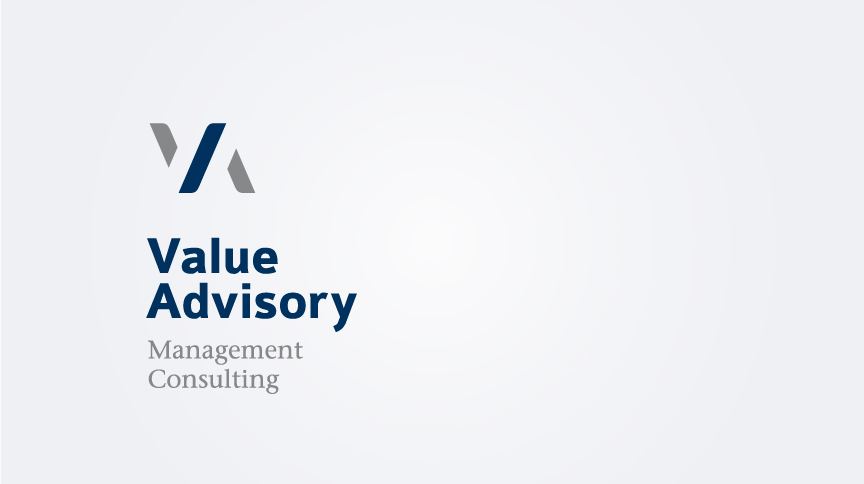 Value Advisory, Wort-Bildmarke